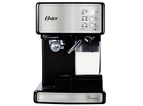 Oster® Cafetera Primalatte Silver (6701SS)