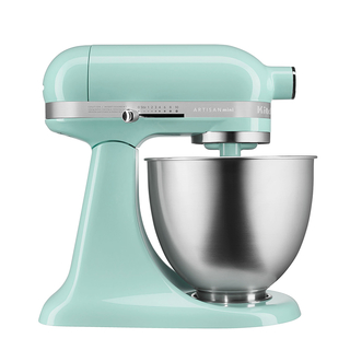 Kitchen Aid® Batidora Artisan Mini 3.5 lts Ice Blue (LKSM3311)