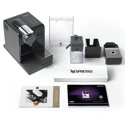 Nespresso® Lattissima Touch Black (F511-AR-BK-NE) - Cook Inc.