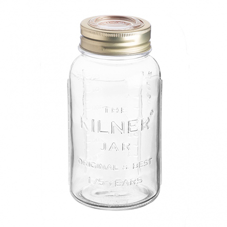 kilner®Frasco Anniversary Screm Top 0.75 Lts (809V)