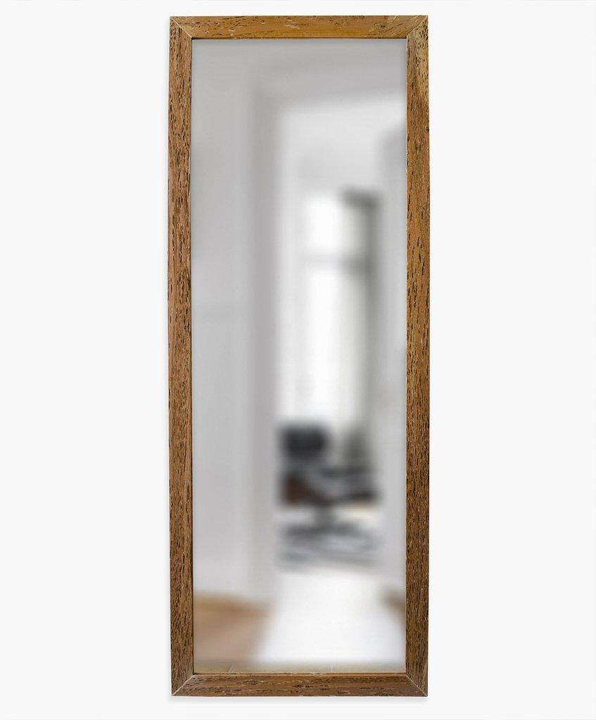 Espejo con marco de madera cedro moro for Marcos de espejos originales