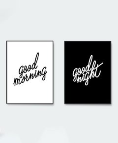 SET x 2 - Good Morning Good Night - comprar online