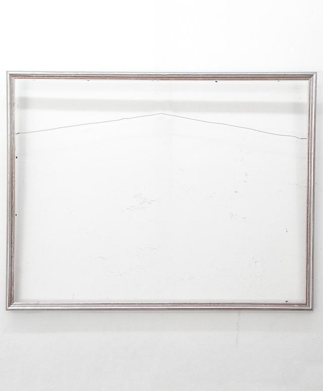Marco plateado comprar en marnie arte - Espejos marco plateado ...