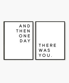 SET x 2 - And Then One Day There Was You
