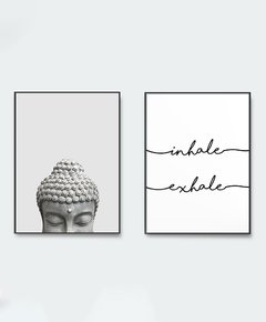 SET x2 - Cabeza Buda + Inhale Exhale