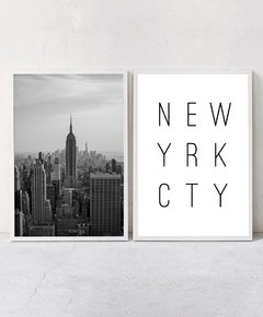 SET x 2 - Empire State + NEW YRK CTY