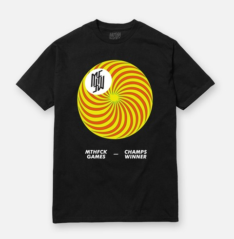 T-shirt Champs Winner - comprar online
