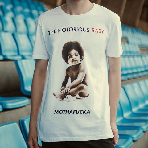 T-shirt The Notorious Baby