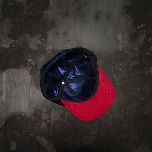 Snapback Under Blue/Red - comprar online