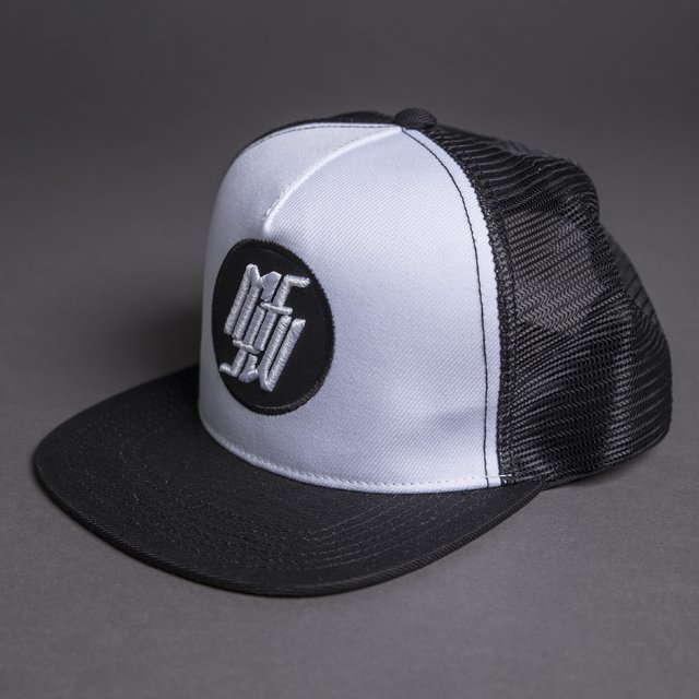Snapback Under II Tela White / Black na internet