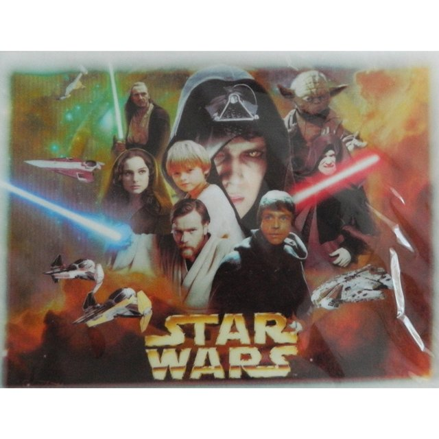 Papel comestible Star Wars I