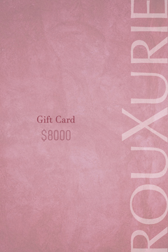 Gift Card $8000