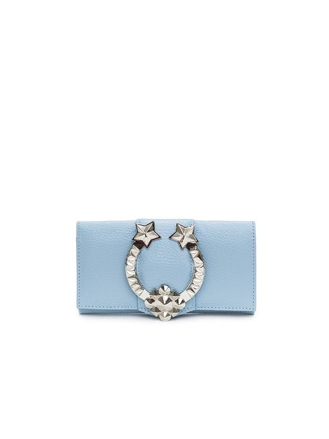 BILLETERA CHARLIE LIGHT BLUE - comprar online