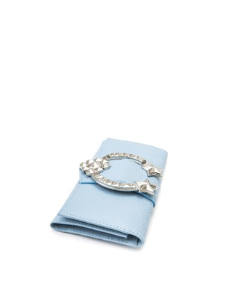 BILLETERA CHARLIE LIGHT BLUE en internet