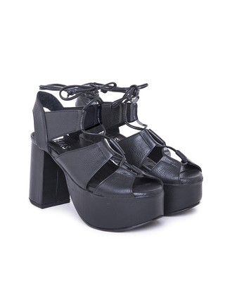SANDALIA HARBOR BLACK
