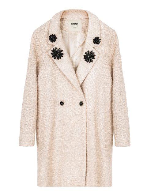 SACO BLOOM MARFIL