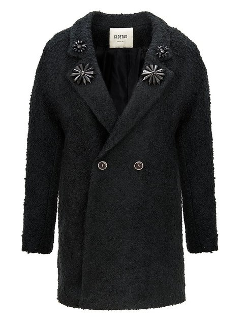 CAMPERA ISABEL BLACK (copia) (copia) - comprar online