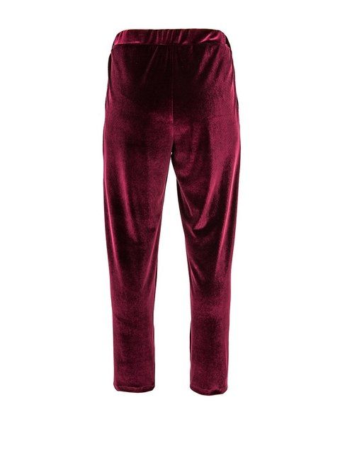 PANTALON MOON BORDEAUX en internet