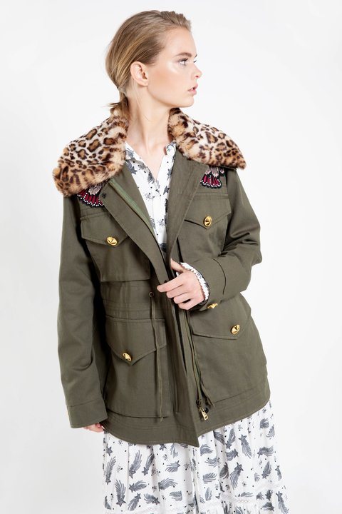 PARKA FOREST