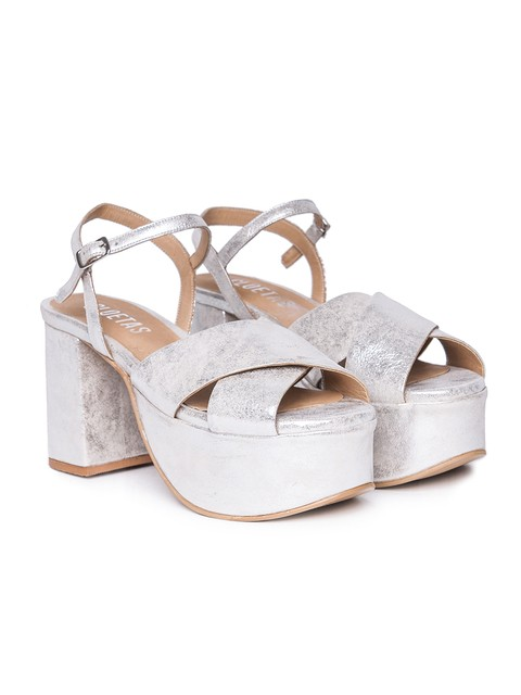 ZAPATOS MOON PLATINUM