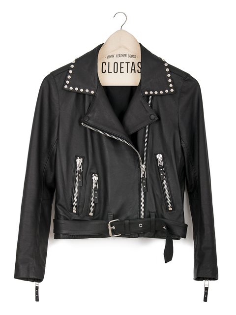 CAMPERA PEGGY BLACK