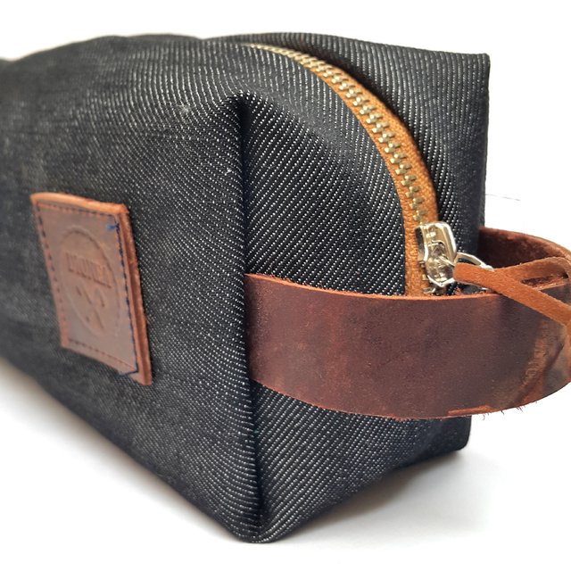 NECESER DARK DENIM - dioneatienda
