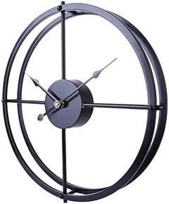 Reloj de pared moderno 3D en internet