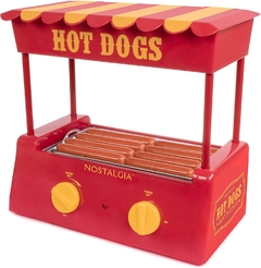 Hot dog retro Roller