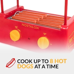 Hot dog retro Roller - comprar online