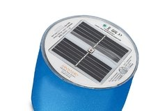 LUZ SOLAR INFLABLE COLORES
