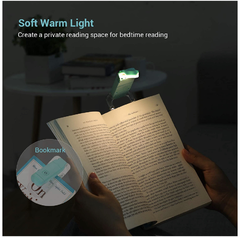 Luz de libro flexible recargable - Atomic