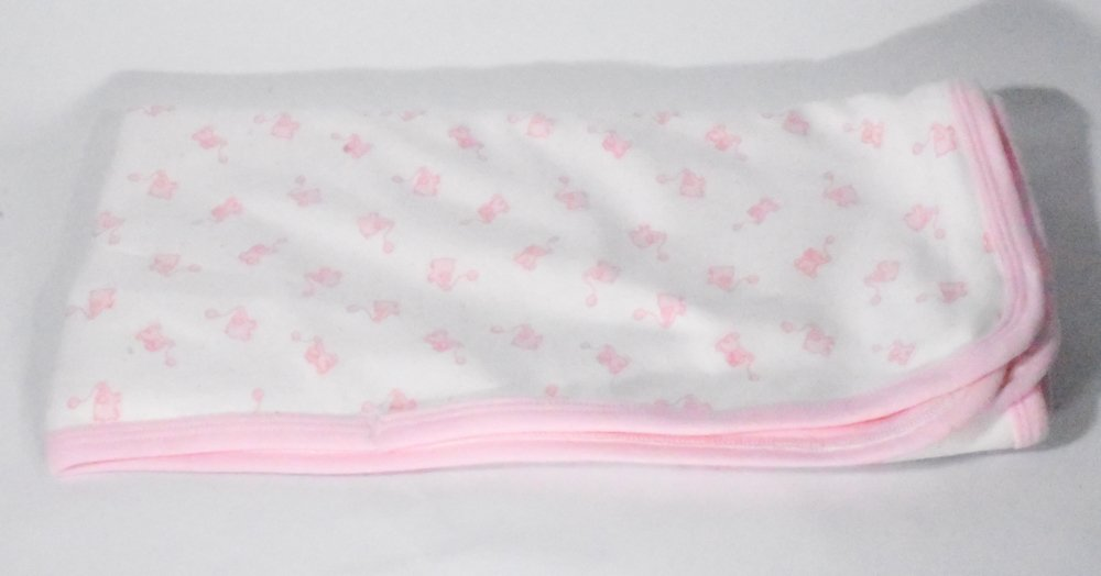 Mantita doble algodón