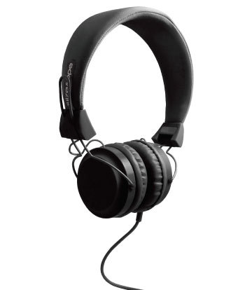 HEADPHONE BLACK