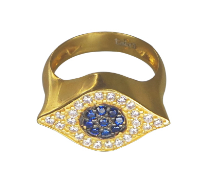 ANILLO EVIL EYE ZAFIRO - buy online