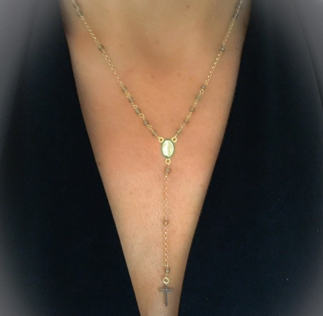 ROSARY NECLACE 1