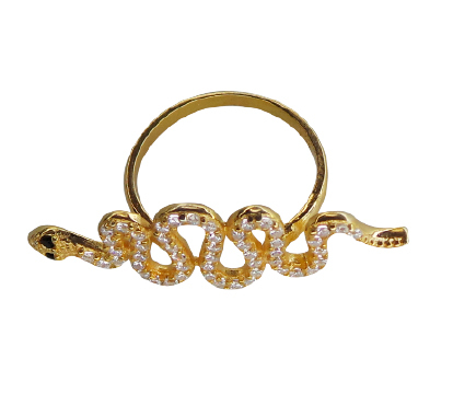 ANILLO INDIAN GOLD - comprar online