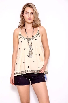 Musculosa Royal Beige