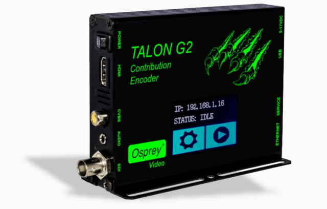 Talon G2 Encoder