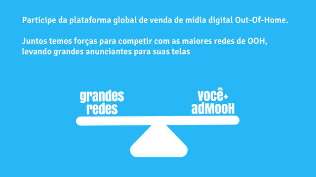 Imagem do Pacote com 12 meses Nucleo Media Digital Signage +  Android Media Player + Vouchers adMooH.com