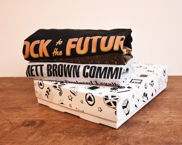 Combo Rock to the Future + Emmett Brown - comprar online