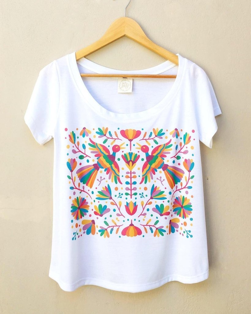 Remera Eugenia Mexico Calidos