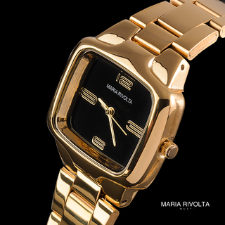 POSEIDON GOLDEN WATCH