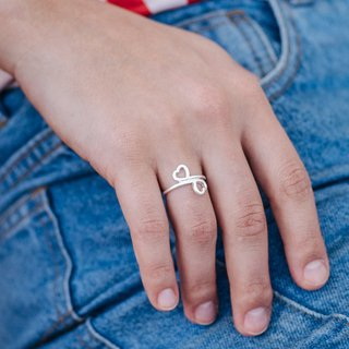 ANILLO INFINITE LOVE