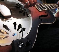 "Captador ATIVO multi-instrumento MYERS - ""The Grip"" - Delta Guitars"