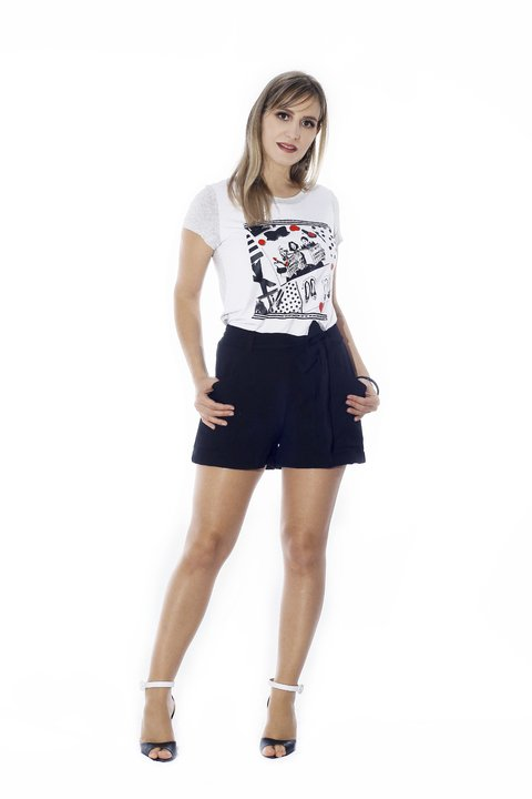 21519 - T-shirt estampada