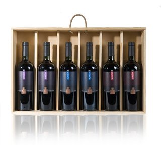 Wine Box Patagonia Mix