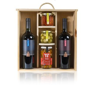 Wine Box Mantra Reserva