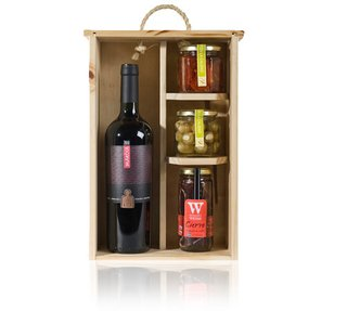 Wine Box Mantra Reserva Malbec 2010