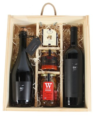Champagne & Wine Box