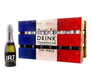 Party Case Champagne Chandon 187